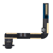 Replacement for iPad 5 Dock Connector Flex Cable - Black