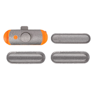 Replacement for iPad 6 Side Buttons Set - Grey