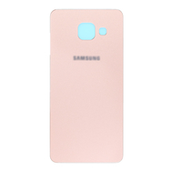 Replacement for Samsung Galaxy A3 (2016) SM-310 Battery Door with Adhesive - Pink