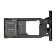 Replacement for Sony Xperia XZ2 SIM Card Tray - Black