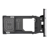Replacement for Sony Xperia XZ2 SIM Card Tray - Silver