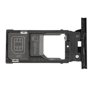 Replacement for Sony Xperia XZ2 Dual SIM Card Tray - Black