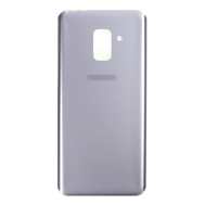 Replacement for Samsung Galaxy A8 A530 Battery Door with Adhesive - Space Grey