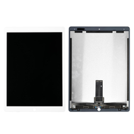 "Replacement for iPad Pro 12.9"" 2nd Gen LCD Screen and Digitizer Assembly with Board Flex Soldered Complete - White"