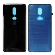 Replacement for OnePlus 6 Back Cover - Mirror Black