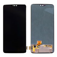 Replacement for OnePlus 6 LCD Screen Digitizer - Midnight Black