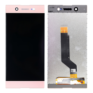 Replacement for Sony Xperia XA1 Ultra LCD Screen with Digitizer Assembly - Pink, fig. 1