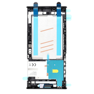 Replacement for Sony Xperia L1 Middle Frame Front Housing - Black