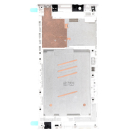 Replacement for Sony Xperia L1 Middle Frame Front Housing - White