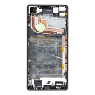 Replacement for Sony Xperia X Performance Middle Frame Front Housing - Rose
