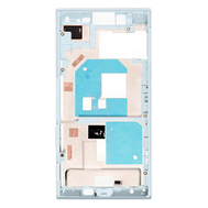 Replacement for Sony Xperia X Compact/Mini Middle Frame Front Housing - Mist Blue