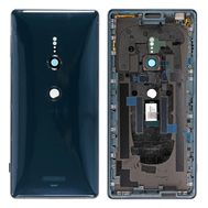 Replacement for Sony Xperia XZ2 Back Cover with Middle Frame - Deep Green