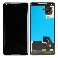 Replacement for Google Pixel 2 XL LCD Screen with Digitizer Assembly - Black