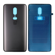 Replacement for OnePlus 6 Back Cover - Midnight Black