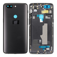 Replacement for OnePlus 5T Back Cover - Middle Black