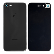 Replacement for iPhone 8 Back Cover with Camera Holder - Space Gray