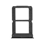 Replacement for OnePlus 6 SIM Card Tray - Midnight Black