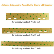 "3M Adhesive Strips for Unibody MacBook Pro 15"""