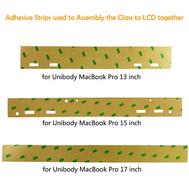 "3M Adhesive Strips for Unibody MacBook Pro 17"""