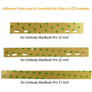 3M Adhesive Strips for Unibody MacBook Pro 17""