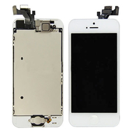 Replacement for iPhone 5 LCD Screen Full Assembly White