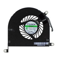 """Left CPU Fan for MacBook Pro 17"""" Unibody A1297 (Early 2009-Late 2011)"""