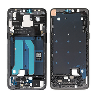 Replacement For OnePlus 6 Front Housing - Mirror Black