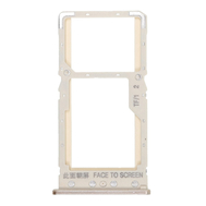 Replacement for RedMi 6 SIM Card Tray - Gold