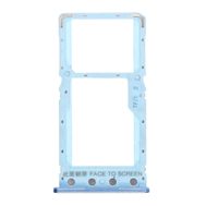Replacement for RedMi 6 SIM Card Tray - Blue