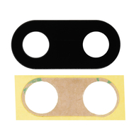Replacement for RedMi 6A Rear Camera Holder Glass Lens
