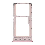 Replacement for RedMi 6A SIM Card Tray - Pink