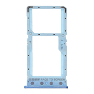 Replacement for RedMi 6A SIM Card Tray - Blue