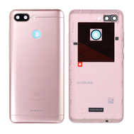 Replacement for RedMi 6 Back Cover - Pink