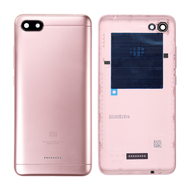 Replacement for RedMi 6A Back Cover - Pink