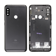 Replacement for RedMi 6 Pro Back Cover - Black