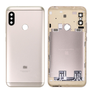 Replacement for RedMi 6 Pro Back Cover - Gold