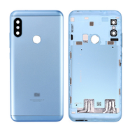 Replacement for RedMi 6 Pro Back Cover - Blue