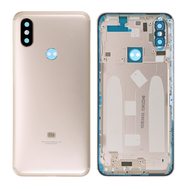 Replacement for XiaoMi 6X Back Cover - Sand Gold