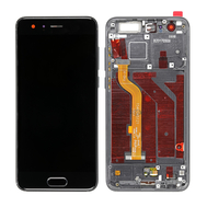 Replacement for Huawei Honor 9 LCD Screen Digitizer with Frame - Black