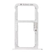 Replacement for Huawei Mate 9 SIM Card Tray - Silver