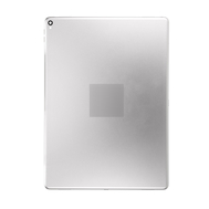 Replacement for iPad Pro 12.9 2nd Gen Silver Back Cover WiFi Version