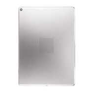 Replacement for iPad Pro 12.9 2nd Gen Silver Back Cover WiFi + Cellular Version