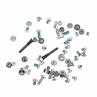 Replacement for iPhone X Screw Set - Black
