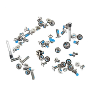 Replacement for iPhone X Screw Set - Silver