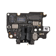 Replacement for OPPO R9S Headphone Jack Board with Microphone