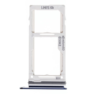 Replacement for Samsung Galaxy Note 9 SM-N960 SIM Card Tray - Blue