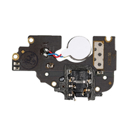 Replacement for OPPO R9S Plus Headphone Jack Board with Motor