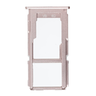 Replacement for OPPO R9S Plus SIM Card Tray - Rose