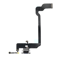Replacement for iPhone Xs Charging Connector Assembly - Black