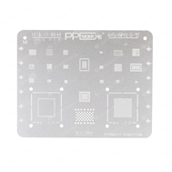 PPD BGA Reballing Stencil Template Type: For iPhone 6/6P